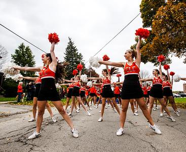 20141017 - CLC Homecoming Parade (SN)