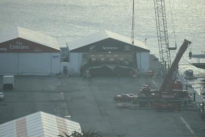 ETNZ Boat Launch