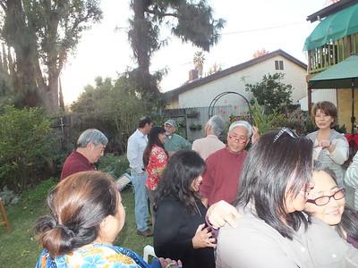 Chris Braga's Reunion at Greg Santillan's House