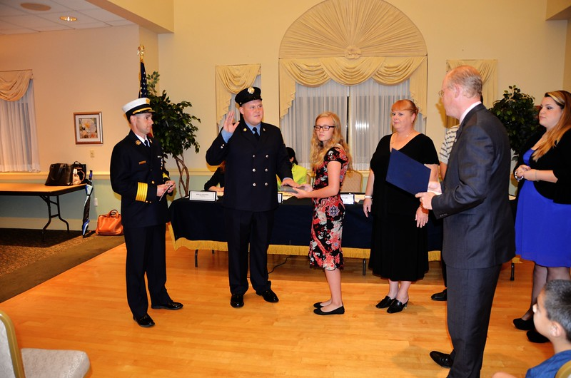 10-7-2013(Camden County)COLLINGSWOOD Swearing In