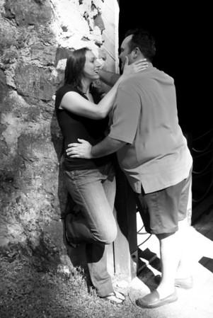 Bryan & Rosanna, June 2010