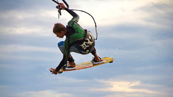 KiteSurf Trophée St-Clair