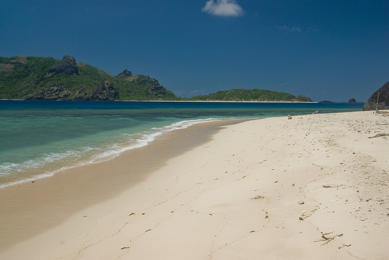 Beach at the Yasawa Islands, Fiji