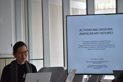 12.06.19 Activism and Diaspora: American Art Histories