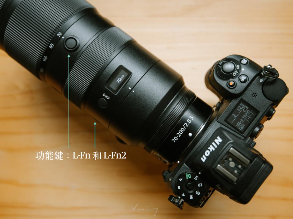 Nikon Z 70-200 f2.8 VR S 使用心得 by 旅行攝影師張威廉