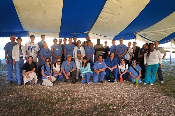 2013-1 Haiti Medical Trip