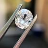0.71ct Cushion Cut Diamond, GIA I I1 17