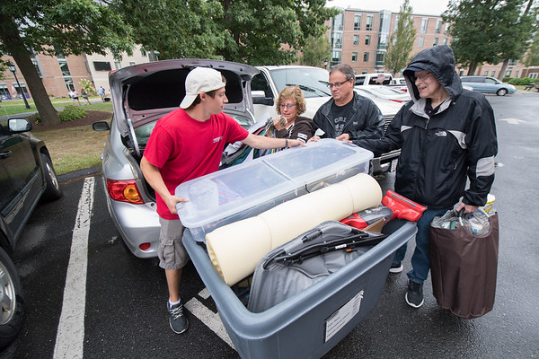 Move-In Day, Sept. 2019