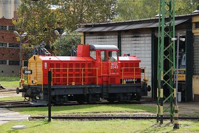 Hungary Class M32 / 329