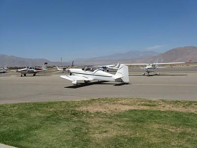 Borrego Aerobatic Competition