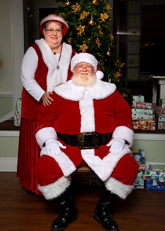 Breakfast with Santa at 1st Baptist Milledgeville