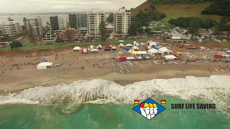 Surf Lifesaving NZ - Eastern Regional Champs
