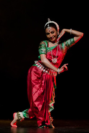 Tejas Dance - Bajayini Sathpathy's Kalpana