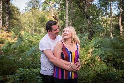 Lorna & Adam Pre wedding