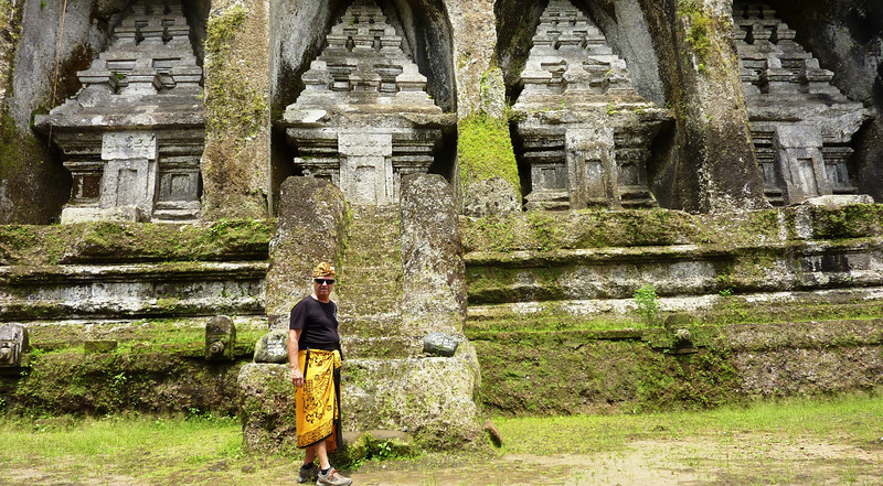One of Bali's oldest ancient monuments
