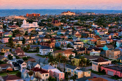 Galveston Overview