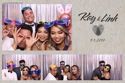 Kay & Linh's Wedding