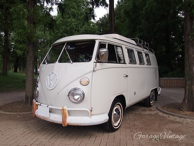 '67 Westfalia Pop Top