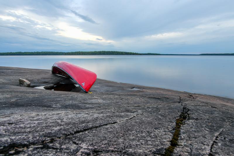 Canoe on Barrel Lake.jpg