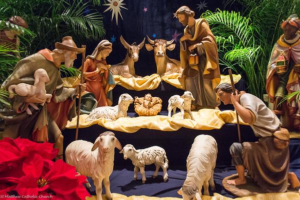 4pm Christmas Eve Mass