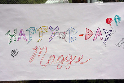 MAGGIE'S 26th BIRTHDAY