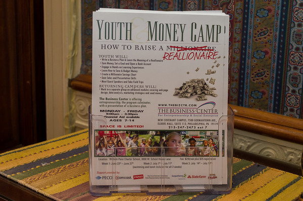 The Business Center-Youth Money Camp
