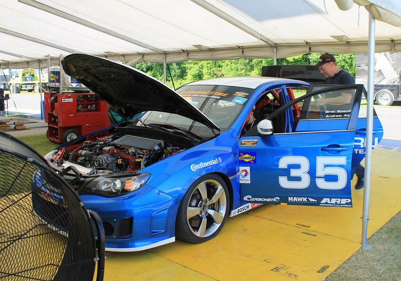 GS-SUBARU ROAD RACING TEAM SUBARU WRX-STI