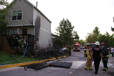 7600 S. Steele Fire