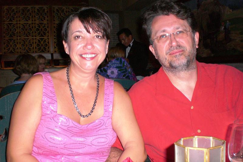 At El Patio restaurant - 2