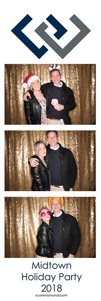 Windermere Midtown Holiday Party 2018