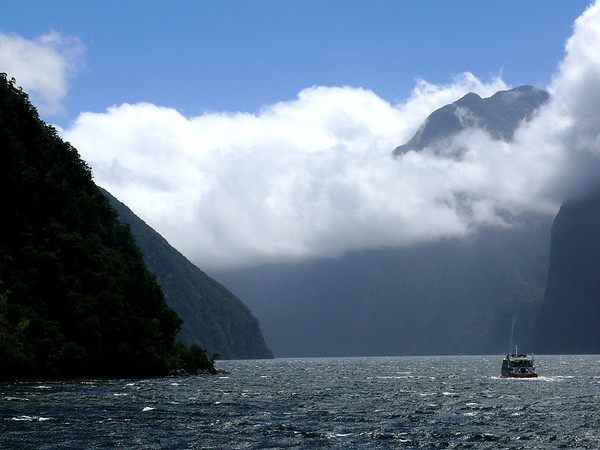 Milford Sound, NZ 2008