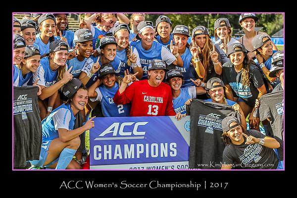 ACC WOMEN'S SOCCER 2017 | FINALS | 11-05-17