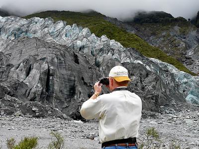 New Zealand: glacier country