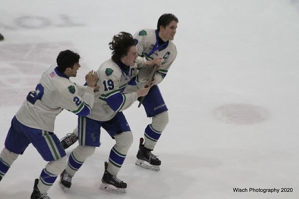 Blake v Benilde St Margaret Boys HS Hockey Sectionals 2020