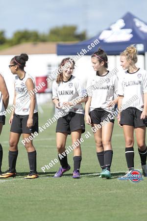 Girls 14U - Platinum FC vs Cape Coral Cyclones