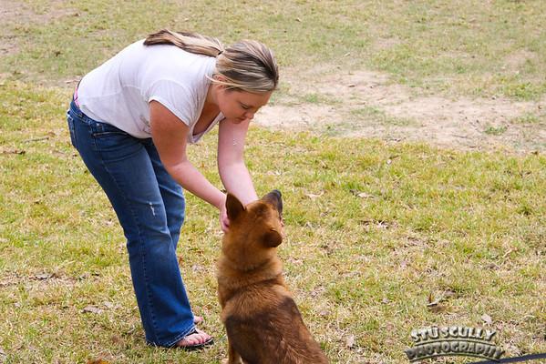 11/09 Trip to City Park Dog Park