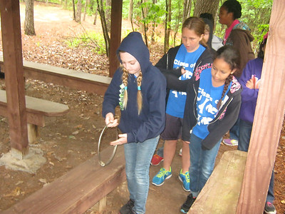 2012-13 5th Grade Ropes Course