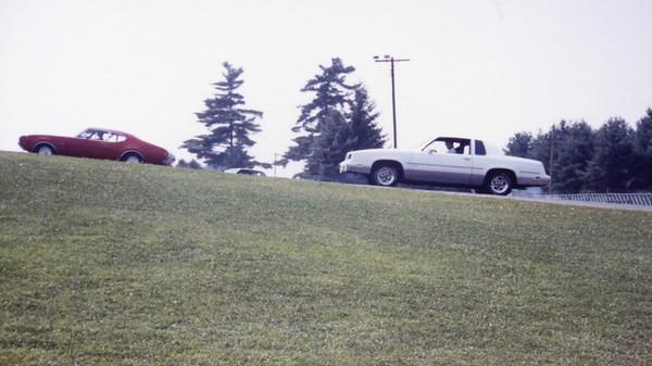 July 17-18, 1987:  Supercar Showdown, Quaker City Dragway, Salem, OH .  .  .
