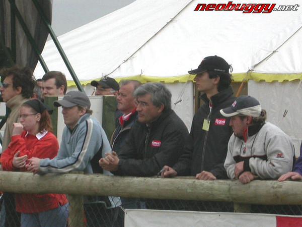 2003 European Warm up - Slough, UK