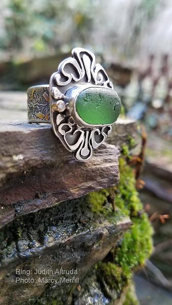 Belle Epoque rings