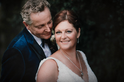 Jan and Jamie's Beautiful Langar Hall Wedding