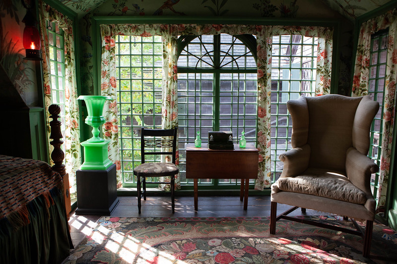 Beauport, the Sleeper-McCann House, a National Historic Landmark, was the summer home of one of America's first professional interior designers, Henry Davis Sleeper. Perched on a rock ledge overlooking Gloucester Harbor,
