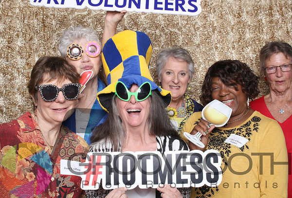 KP East Bay Volunteer Awards Luncheon 2019