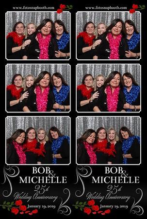 Bob & Michelle's 25th Wedding Anniversary 2018