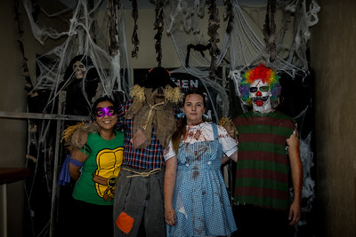 20161028 FOP Haunted House