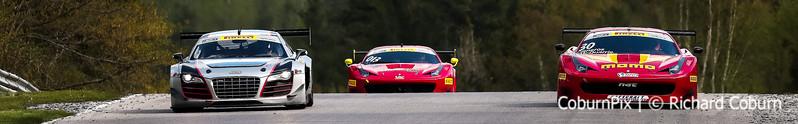 2017 PWC SprintX GT at CTMP