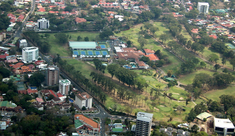 Costa Rica Country Club Escazu