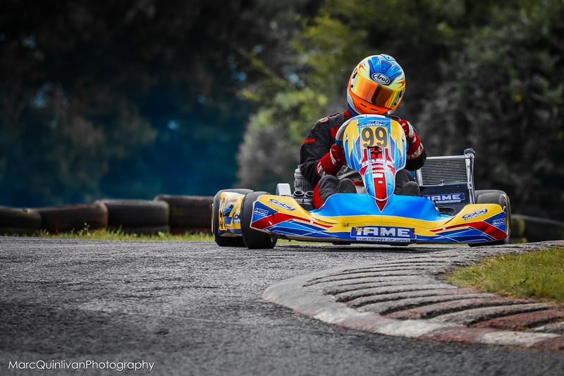 Motorsport Ireland Karting Championship 2015 - Round 7 - Athboy