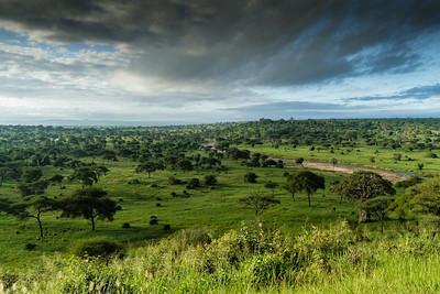 Lake Manyara, Tanzania