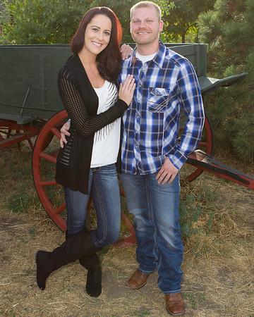 Sarah & Cory